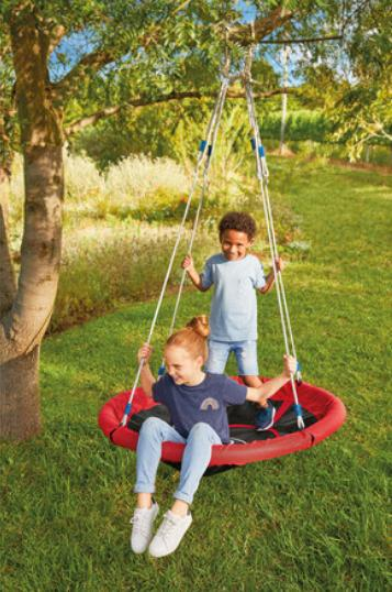 Runcorn and Widnes World: Playtive Nest Swing. (Lidl)