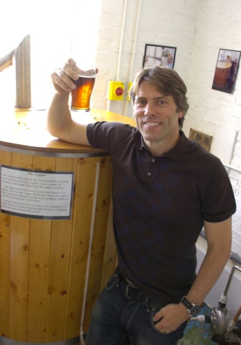 TV comic John Bishop opens innovative Runcorn brewery