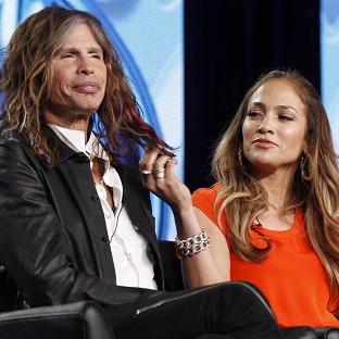 Steven Tyler enjoys flirting with his fellow judge Jennifer Lopez on American Idol