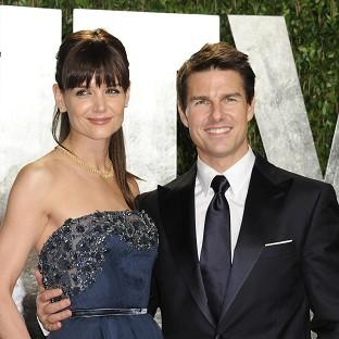 Katie Holmes has filed for divorce from Tom Cruise