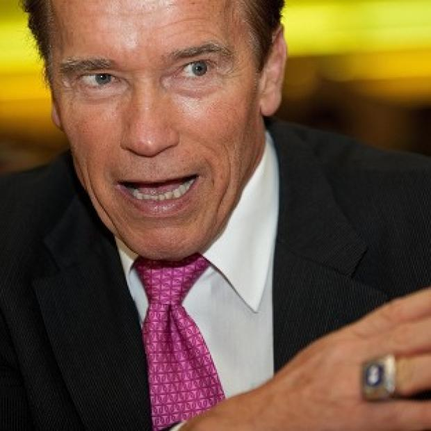 Runcorn and Widnes World: Arnold Schwarzenegger revealed he ended up in an Austrian military jail