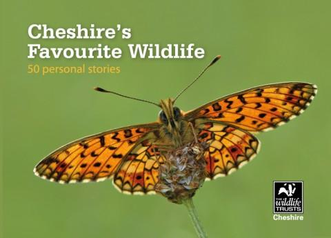 Book celebrates Cheshire's wild side