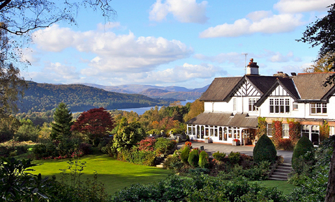 Win a night of luxury in the Lake District