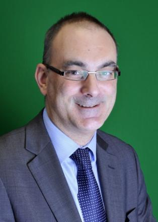 Simon Banks, chief executive of Halton CCG