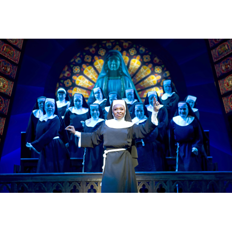 Win a pair of tickets to see Sister Act at the Opera House, Manchester!