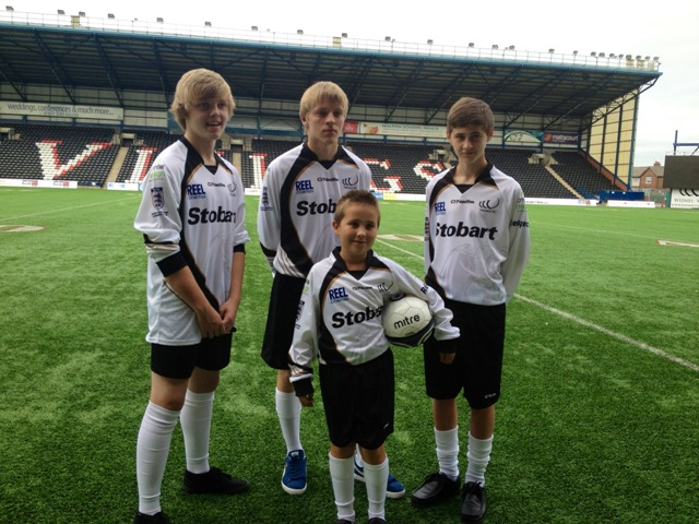 Widnes launch Vikings FC to play at Stobart Stadium