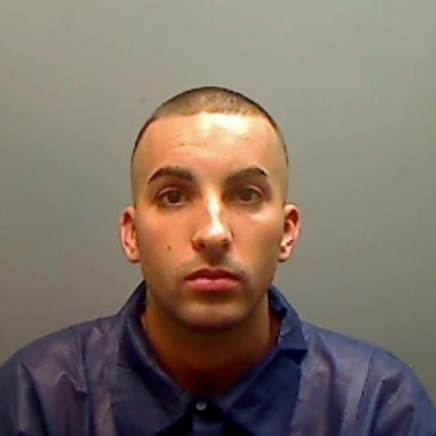 Jailed: Hit and run driver Kevin Hayes