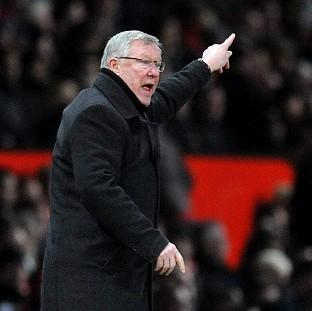 Sir Alex Ferguson says Manchester United losing the title like they did last season 'won't happen again'