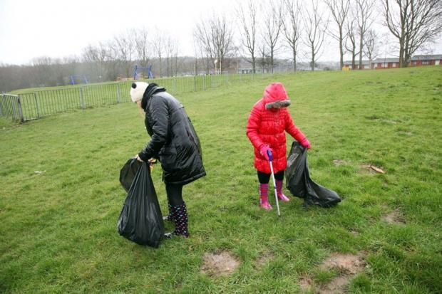 Runcorn residents urged to help with community litter pick