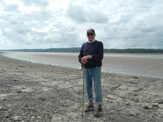The sands of time - Cedric Robinson celebrates 50th anniversary as Queen's Guide to the Sands