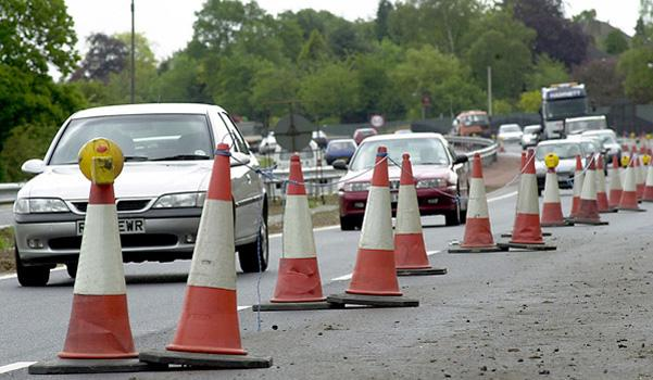 Motorists warned of months of delays