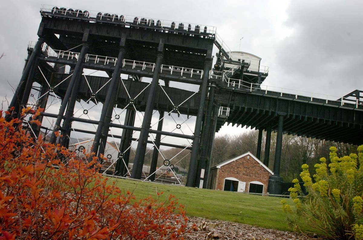 The Anderton Lift