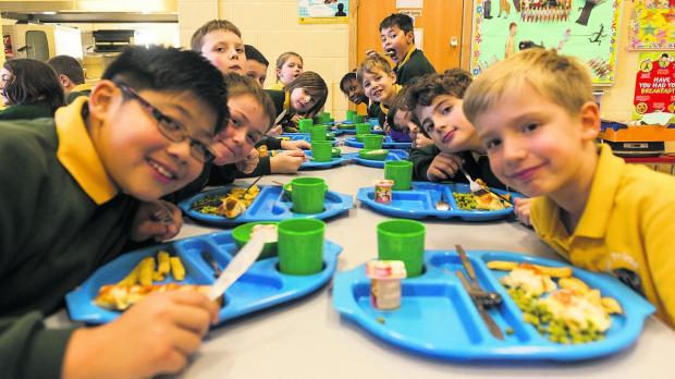 School dinners set to improve
