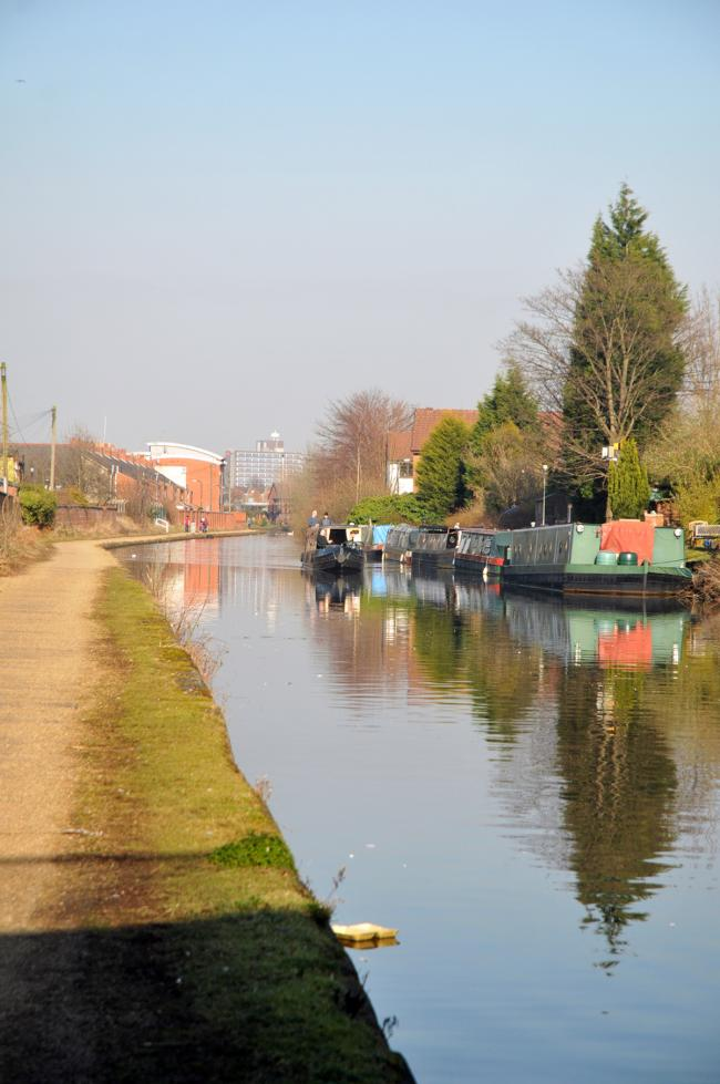 Manchester's canals are steeped in history