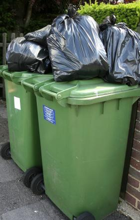 Halton's bin collections could be hit by Thursday's strike