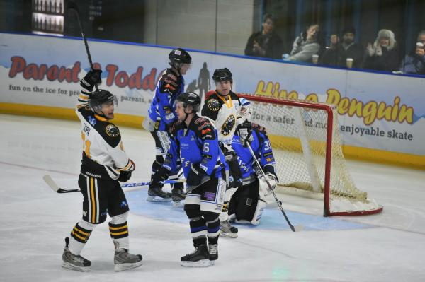 BLACKBURN EAGLES 1 WIDNES WILD 5