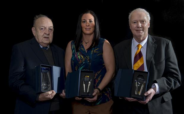 Three inducted into Rugby League Roll of Honour