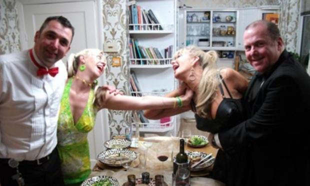 Come Dine With Me is coming to Halton (Photo:Channel4)