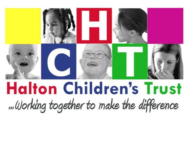 Halton Children's Trust's new website