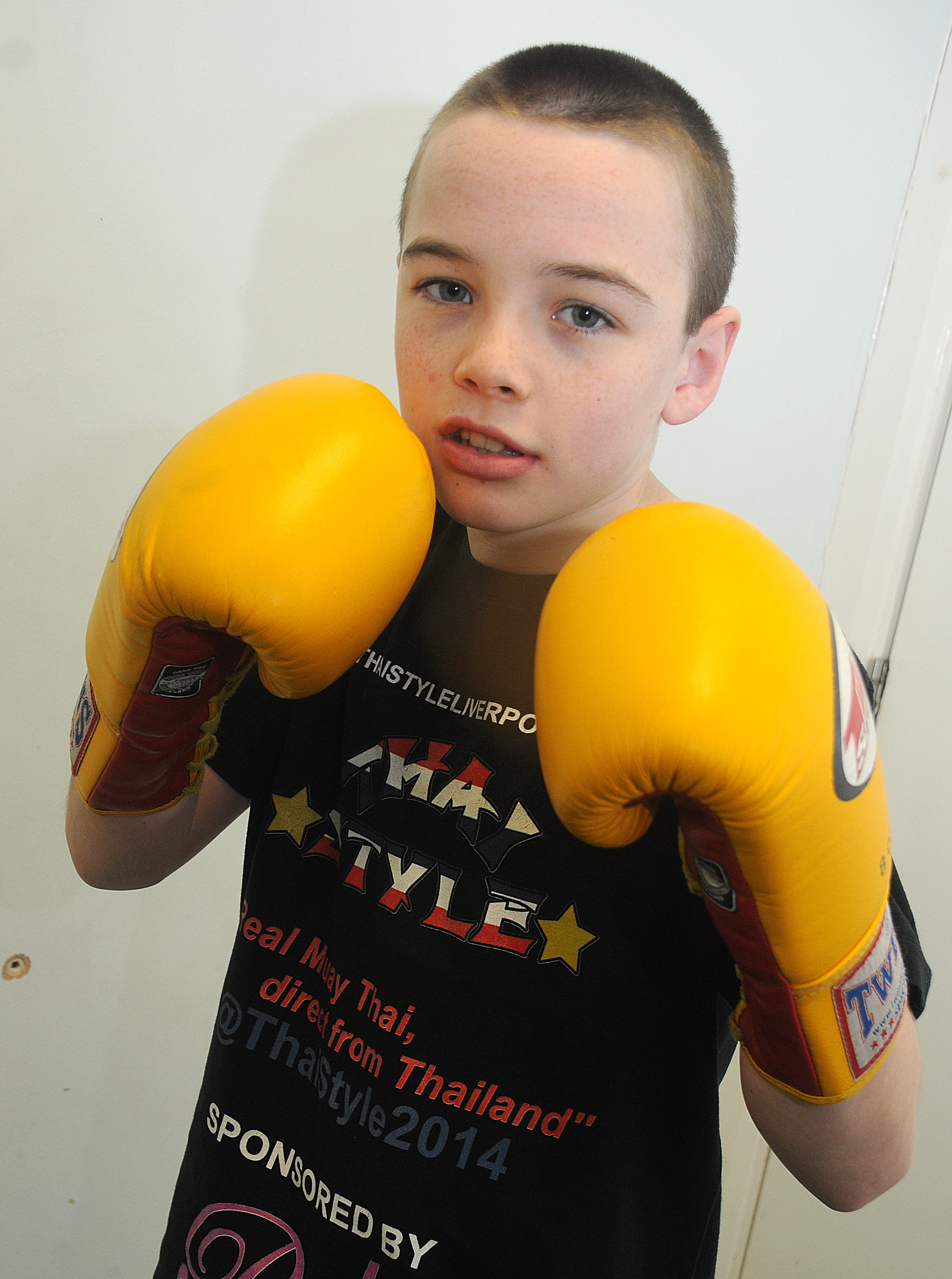 Champion Widnes schoolboy chosen to represent Team GB in Malaysia
