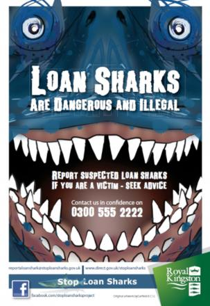 Enter a loan shark quiz and you could win £100 worth of shopping vouchers