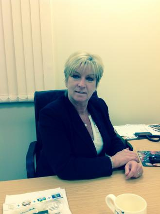 Paula Cain, chief executive of Halton Chamber of Commerce and Enterprise