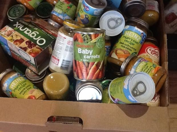 Football fans invited to donate items to Runcorn Foodbank