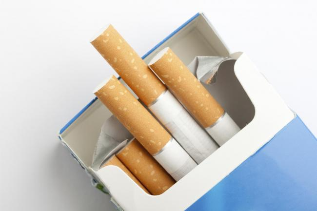 Operation Fastnet saw Trading Standards officers join forces with police from Widnes  to target a prolific seller of phoney fags