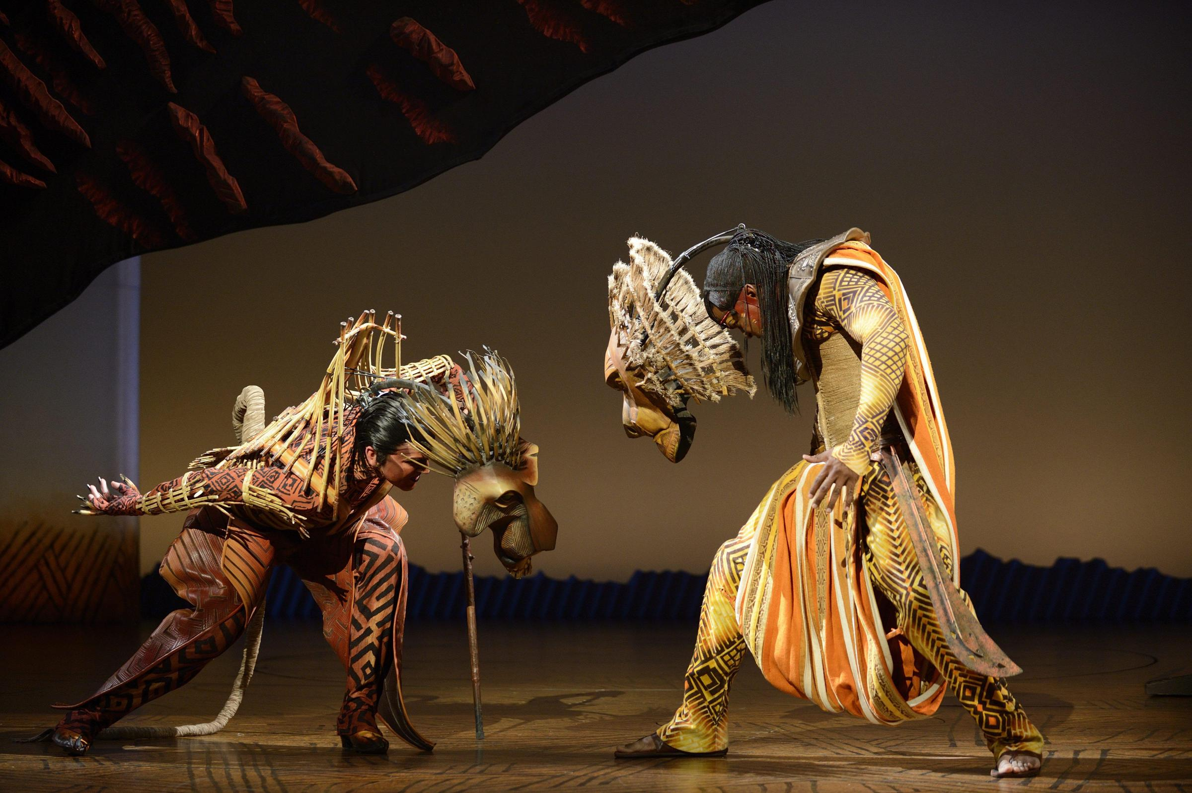 Runcorn and Widnes World: Review: The Lion King, Liverpool Empire