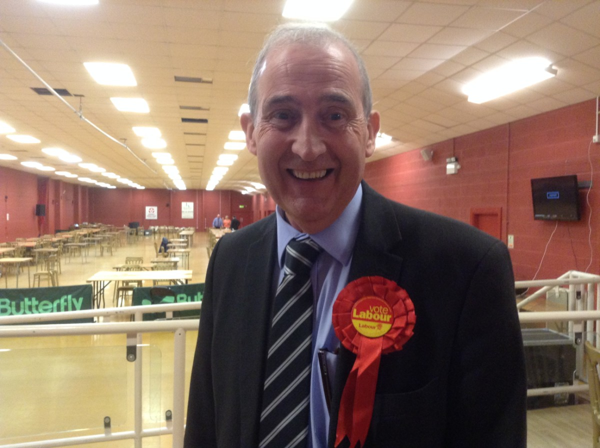 VIDEO: Labour celebrates resounding victory in Halton