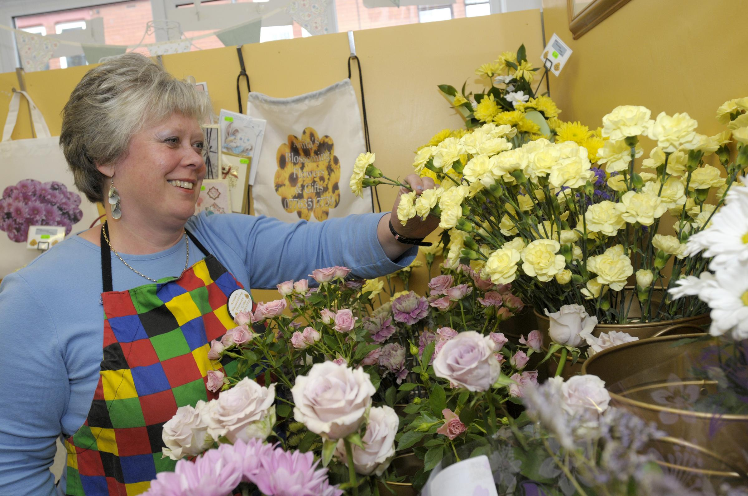 Dream comes true for budding Runcorn florist