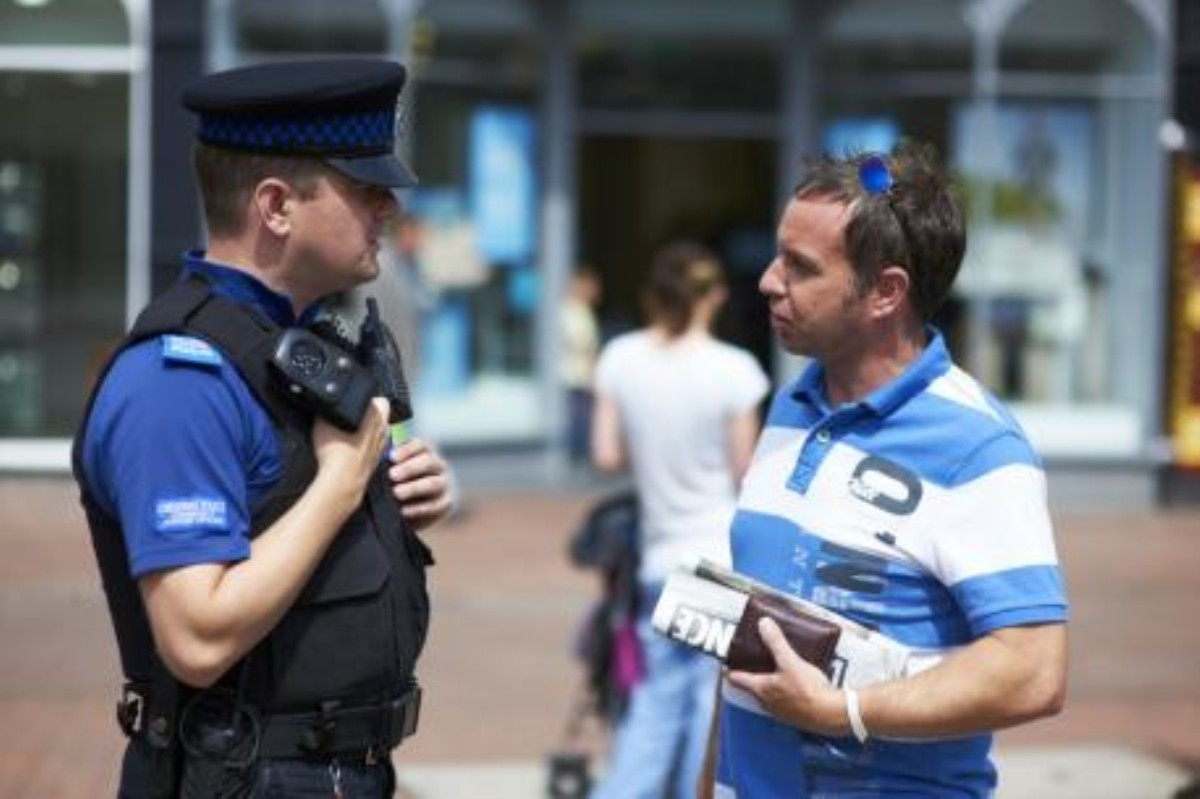 Cheshire Police is recruiting PCSOs