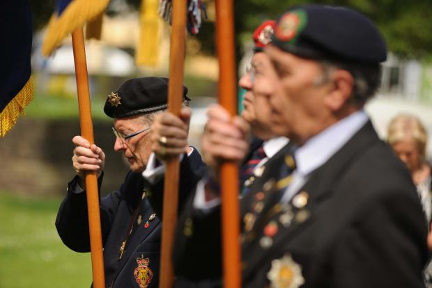 Halton's veterans urged to seek priority medical care