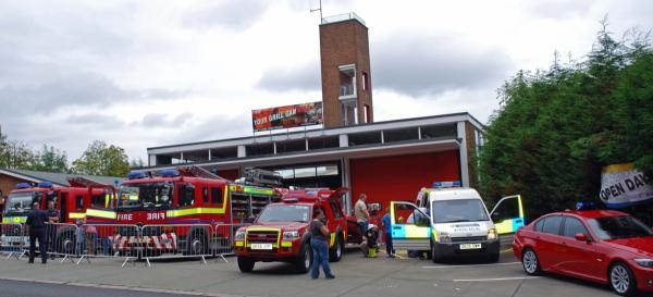 Runcorn fire station invites families to a free open day