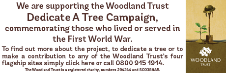 Runcorn and Widnes World: Woodland Trust