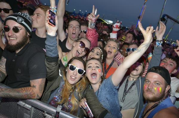 Creamfields hailed success by Cheshire Police
