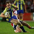 Runcorn and Widnes World: Joel Monaghan scored a hat-trick for Warrington