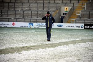 UPDATED CONFIRMATION: Pitch inspection has taken place for Wolves v Vikings festive friendly
