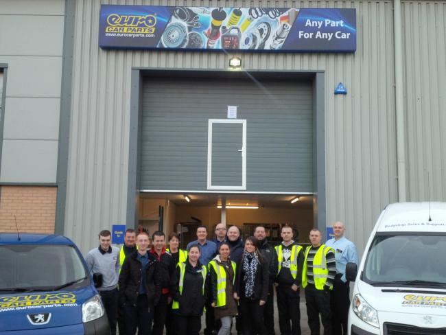 Car Spares Company Creates 21 New Jobs In Widnes Runcorn And