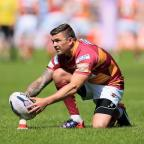 Runcorn and Widnes World: Danny Brough scored his 100th career try as Huddersfield beat Hull KR