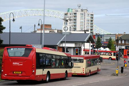Runcorn and Widnes World: Halton Transport buses operate services across Runcorn and Widnes MBC250815