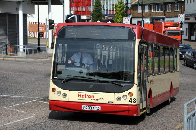 Council put £245k into Halton Transport a month before it collapsed