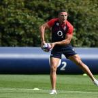 Runcorn and Widnes World: Sam Burgess has been named on the bench for England's match against Ireland on Saturday