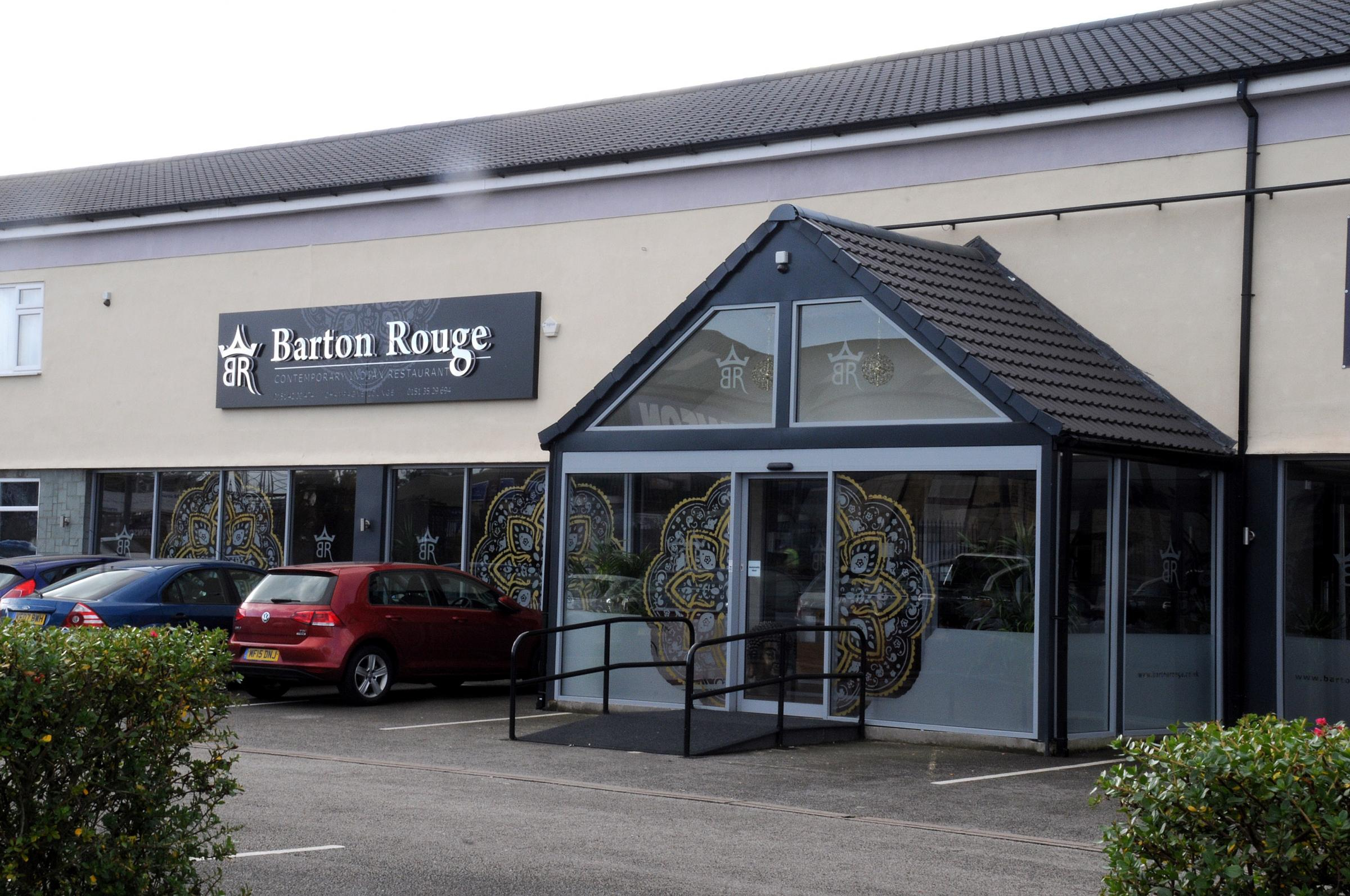 Revealed Barton Rouge Indian Restaurant Among Widnes And