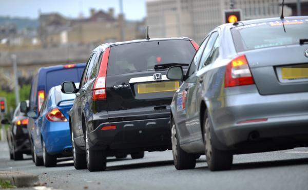Data reveals how long Widnes and Runcorn motorists will be stuck in traffic