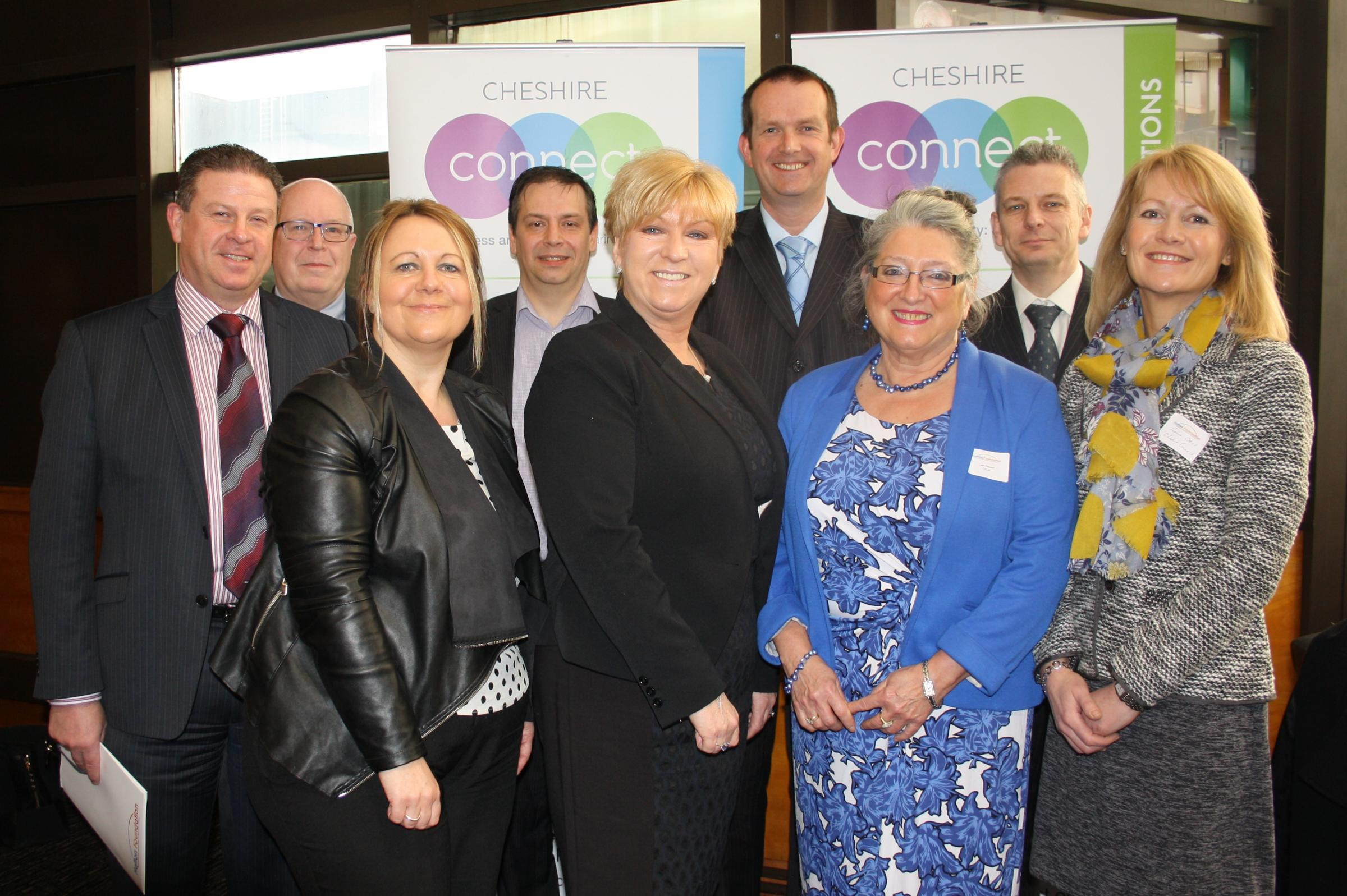 Halton business leaders come together to form a new partnership to support local charities