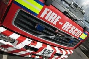 Firefighters tackle three fires across Widnes in early hours