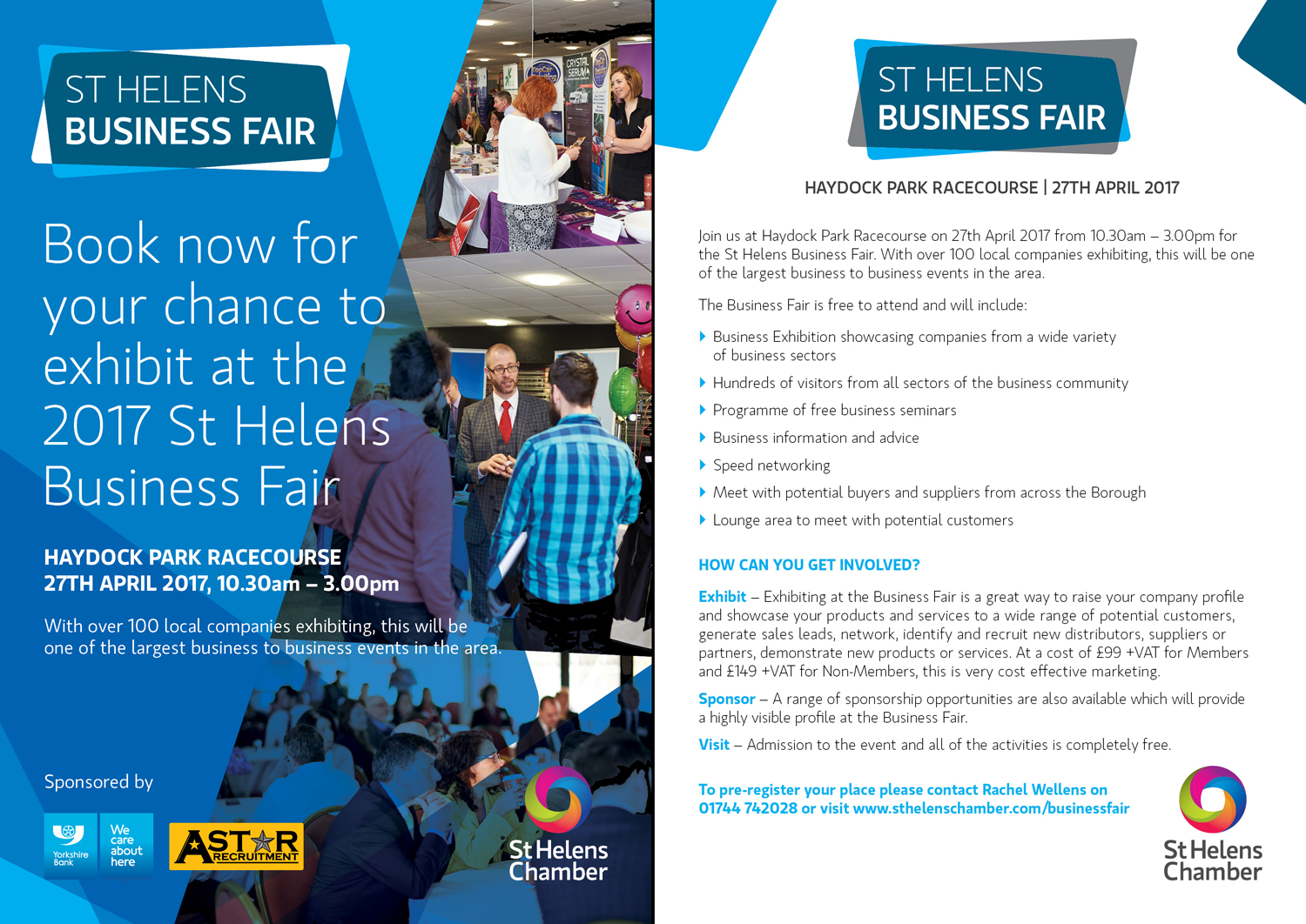 St Helens Business Fair