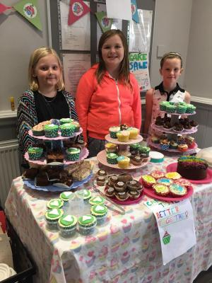 Runcorn and Widnes World: Great Runcorn bake off as schoolgirls hold charity cake sale. Click here to read more