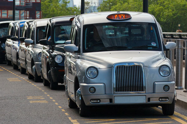 Taxi drivers fear tolls could double fares and drive custom away from shops